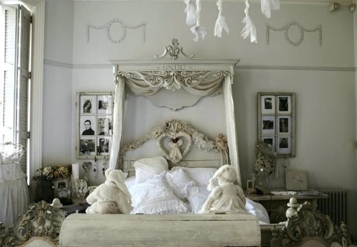 French Chateau Bedroom Furniture Shabby Chic Bedroom Furniture