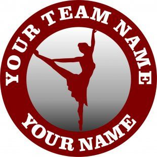 Customized Ballet logo 04
