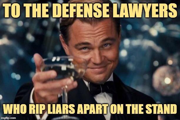 Cheers To Defense Lawyers Happy Anniversary Meme Anniversary