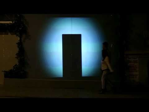 Invisible Vending Machine #ShareaCoke - YouTube