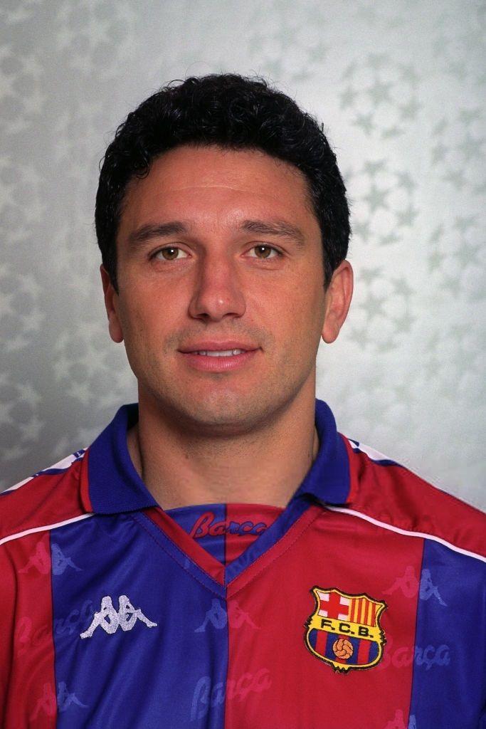 MENA SACRISTAN EUSEBIO F.C. BARCELONA  1993