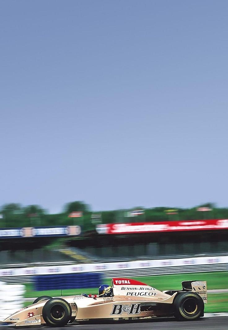 Colin Mcrae test F1