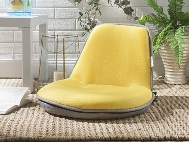Loungie Quickchair Mesh Floor Chair For 59 Floor Chair Chair