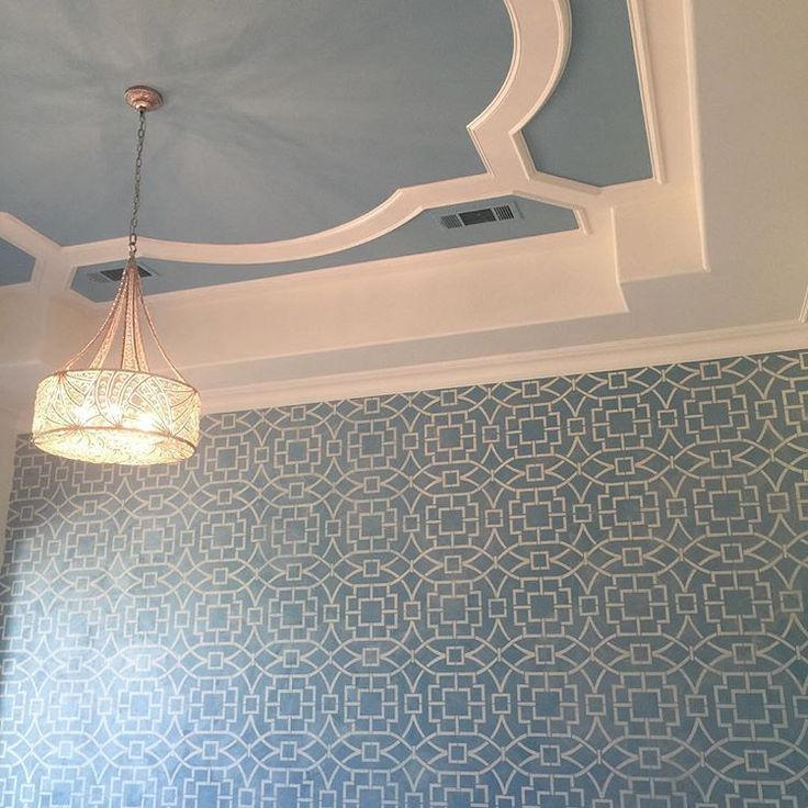 Paint That Looks Like Wallpaper 365 best color me: blue images on pinterest | cutting edge
