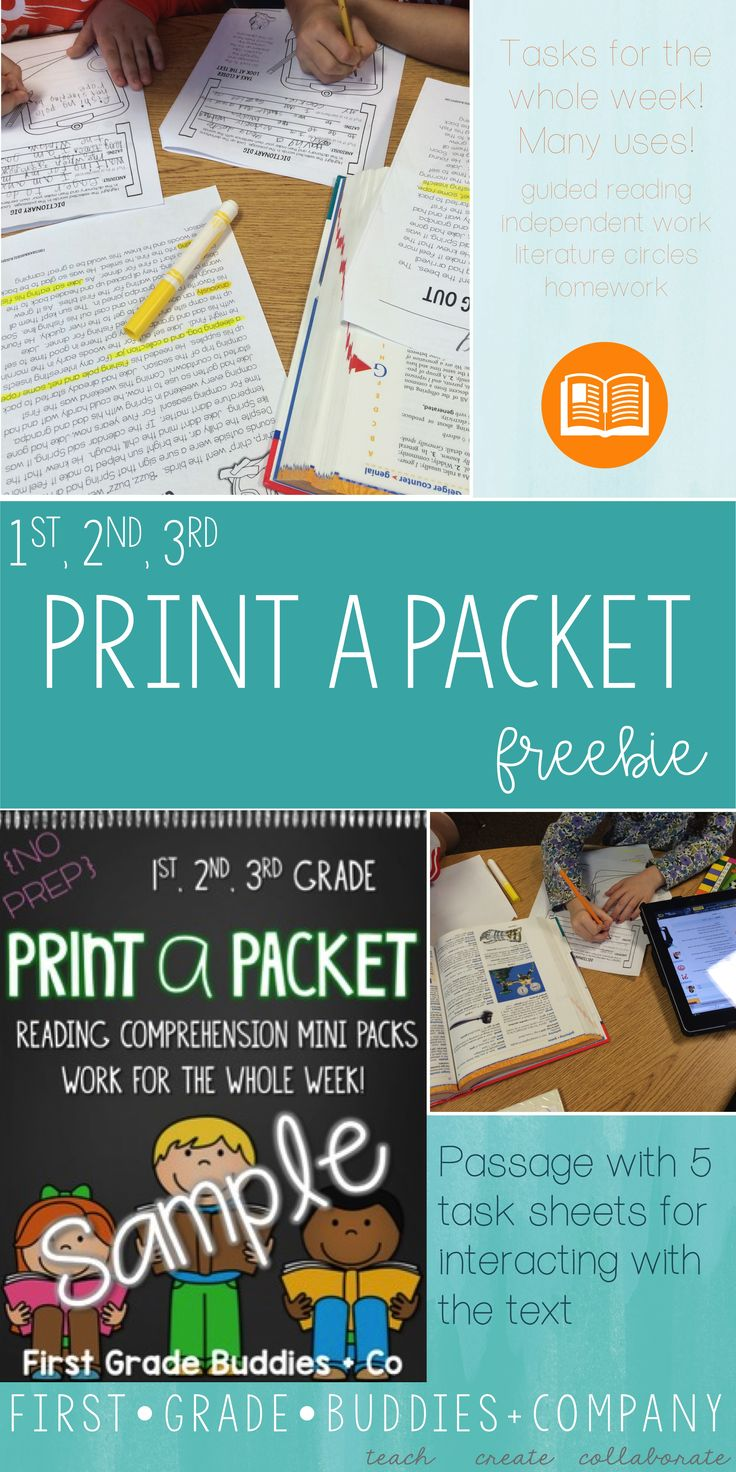The 25 best free reading comprehension worksheets ideas on these no prep reading comprehension packs are great for your 1st 2nd and 3rd grade students these free printable worksheets are great for ela robcynllc Image collections