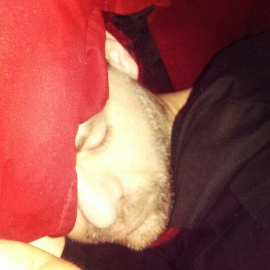 Sleeping well before kidney biopsy