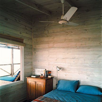 Du bois jusqu'à la chambre