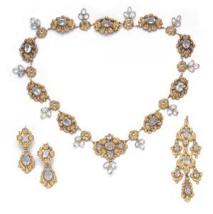 Jewelry around 1820 (Austria)