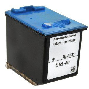 Remanufactured Samsung Ink-M40 ( INK M40 ) Black Ink Cartridge for Samsung Printers - This professionally remanufactured ink Cartridge has been produced using a recycled Samsung original cartridge. Every Cartridge is cleaned thoroughly, refilled, and print tested to ensure you achieve a high standard of print, time after time.  - http://ink-cartridges-ireland.com/remanufactured-samsung-ink-m40-ink-m40-black-ink-cartridge-for-samsung-printers/ - black, cartridge, For, Ink, Ink