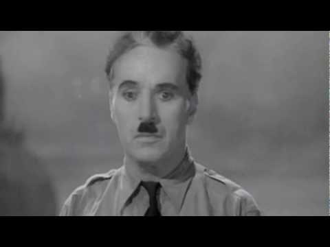 Il Grande Dittatore - Discorso di Charlie Chaplin