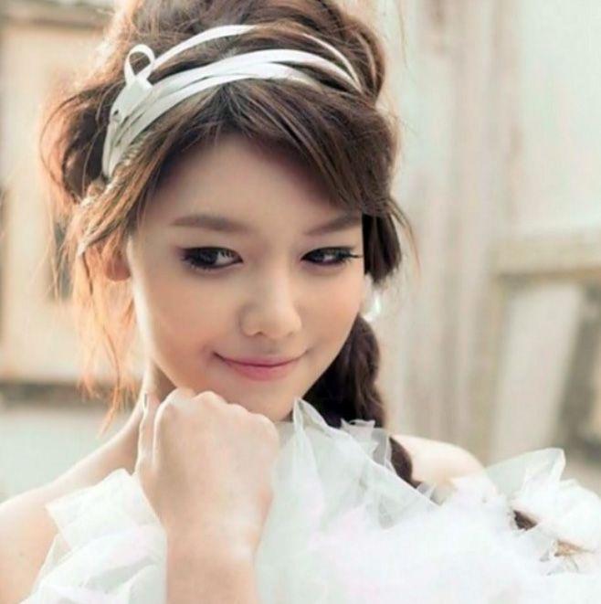 bridal+hair | Korean wedding hair style | Korean Wedding Photo - IDO WEDDING