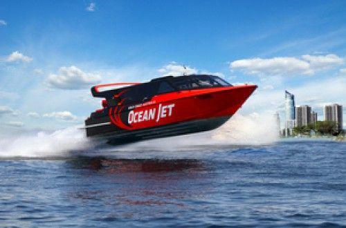 Go jetboating on the gold coast