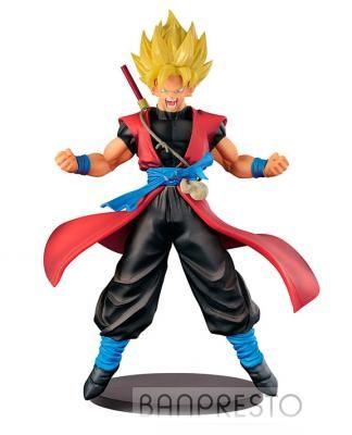 Figura Son Goku Xeno 18 cm. Dragon Ball. Banpresto. Super Heroes DXF Foto 1