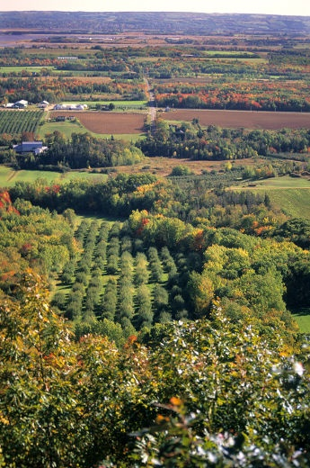 Bay of Fundy, Nova Scotia | Valley, Nova Scotia: This rich valley, found along the Bay of Fundy ...