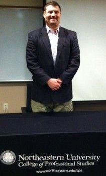 Dan Urman, Program Director, Doctorate in Law & Policy at Northeastern University