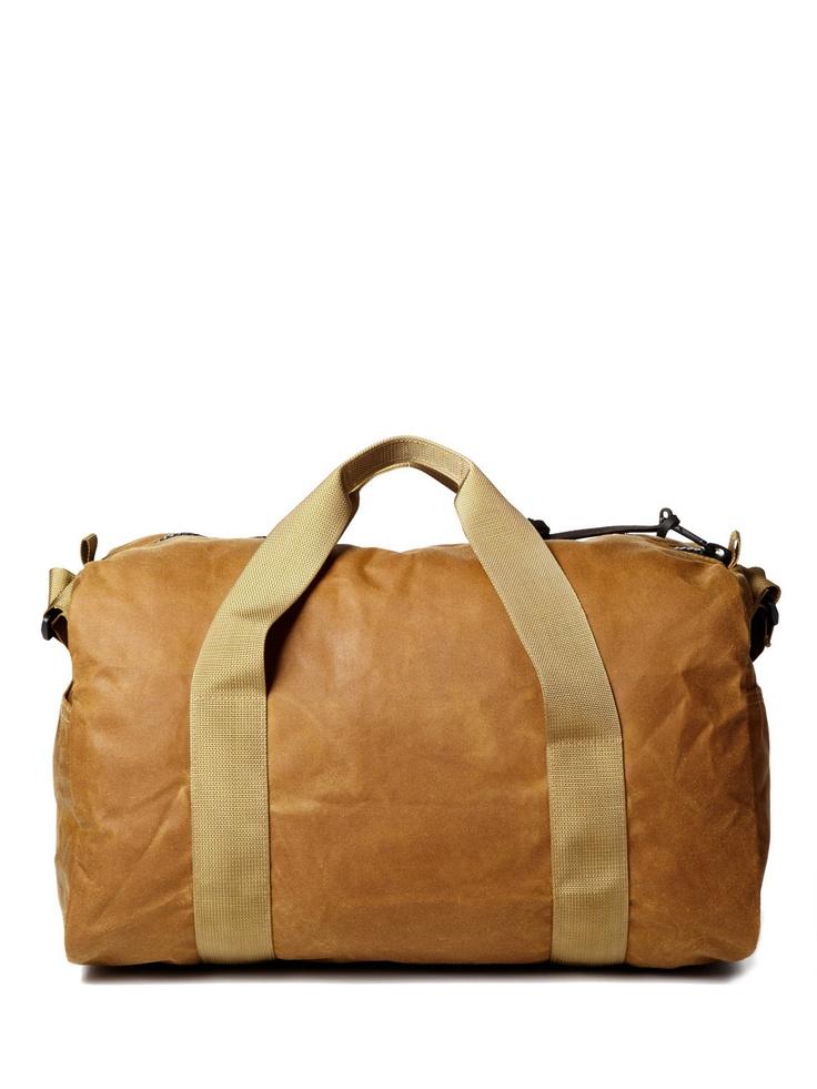 Filson Oil Finish Bag