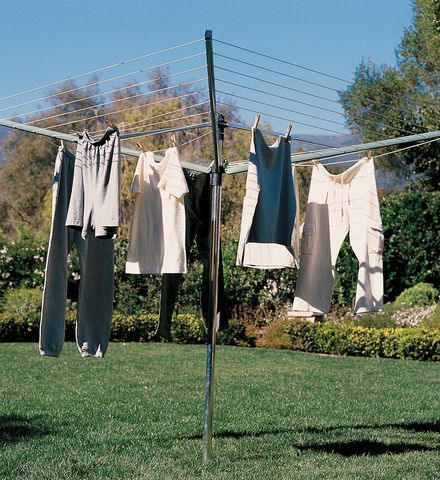 Outdoor Clothes Dryers | Umbrella Clothes Dryer - Gaiam