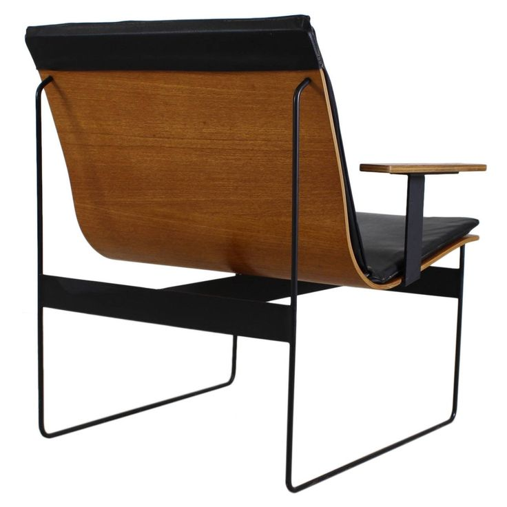 708 best mcm lounge chairs metal 1930 1980 images on pinterest chairs armchairs and chair. Black Bedroom Furniture Sets. Home Design Ideas