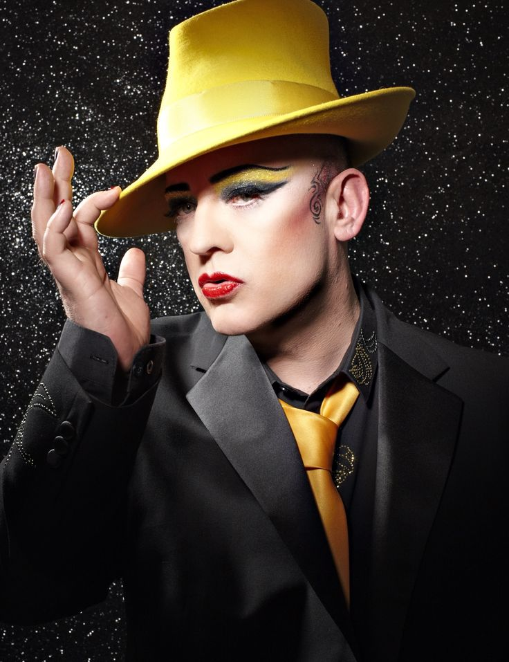 88 Best Boy George Images On Pinterest Cyndi Lauper Boy George And Singers