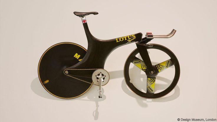 Chris Boardman's Lotus Type 108 (Credit: Credit: Design Museum, London)