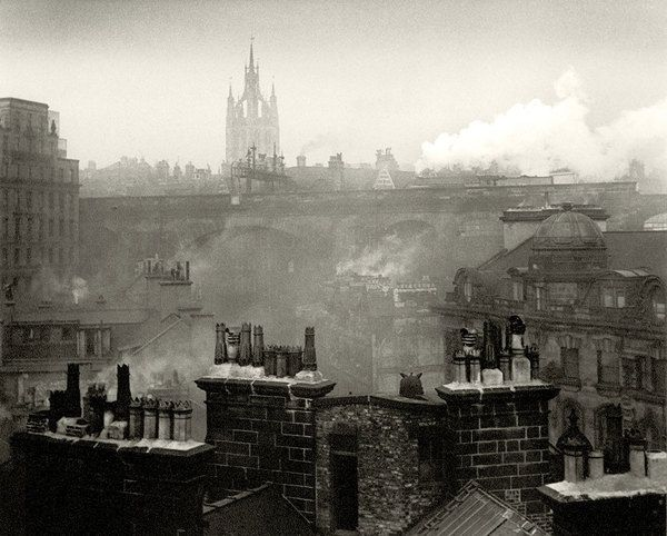 Newcastle upon Tyne, 1950 - Harry Morrison Collection - Photography - Amber Online