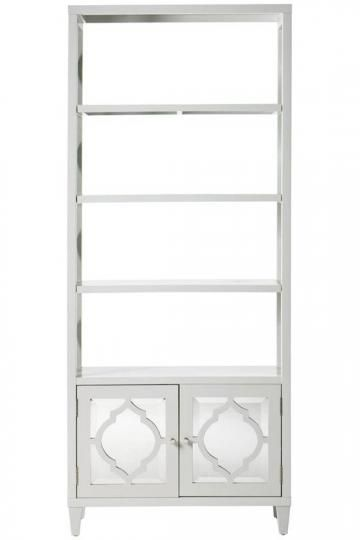 Perfect Reflections Bookcase Open Bookcases Bookcases Furniture With Home  Decorators Office Furniture.