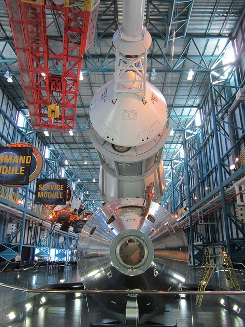 Kennedy Space Center by mike_s_etc, via Flickr