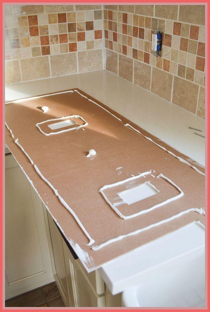 diy cover tile countertops