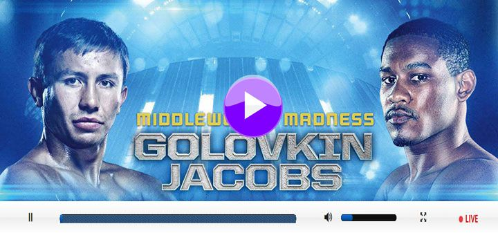Watch World Championship Boxing: GOLOVKIN VS. JACOBS LIVE STREAM Online here: https://t.co/cT7BOnzbQt . This Saturday HBO returns to PPV.