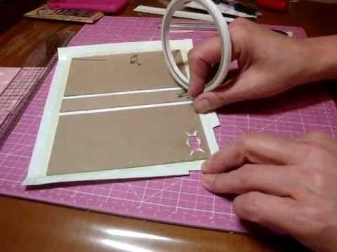 DIY How to make a Mobile Phone Wallet/Case (any cell phone) - YouTube