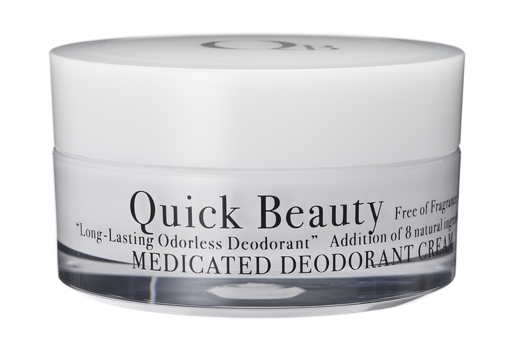 QB Deodorant Cream L 30g