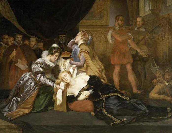 Книга: Мария Стюарт