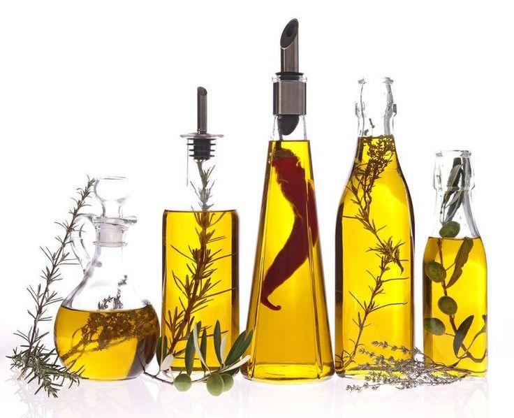 Fűszerek olajban