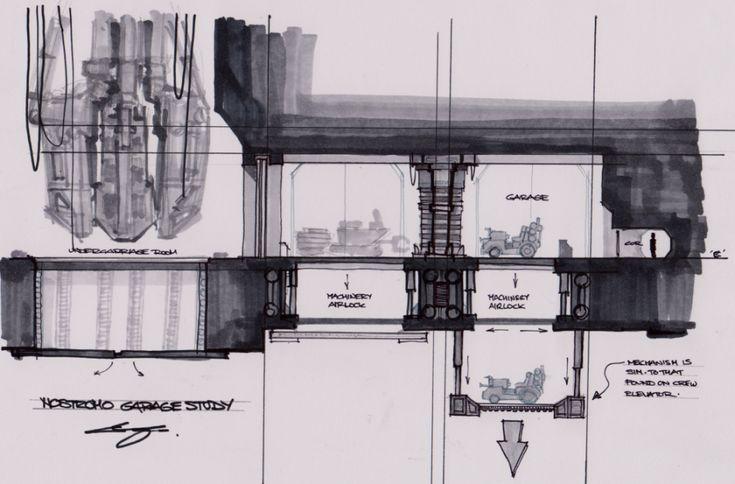4 Bay Garage Plans
