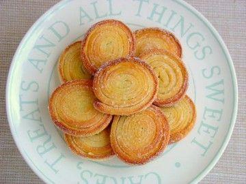 Galletas de queso philadelphia y vainilla | Comparterecetas.com