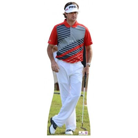 Gerry 'Bubba' Watson cardboard Cutout 441  Height: 190cms - 6ft 5in approx