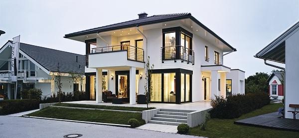 WeberHaus: kohaus, kologisches Bauen, Energiesparhaus, Architektur