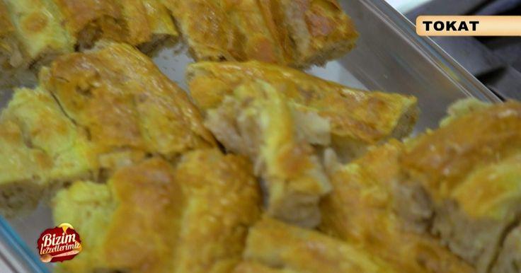 """Tokat'ın yöresel tatlarından """"Çarşaf Böreği"""" tarifi Bizim Lezzetlerimiz'de!"""