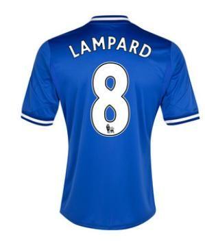 Maillot de Foot Chelsea (8 Lampard) Domicile Adidas Collection 2013 2014 Bleu Pas Cher http://www.korsel.net/maillot-de-foot-chelsea-8-lampard-domicile-adidas-collection-2013-2014-bleu-pas-cher-p-1946.html