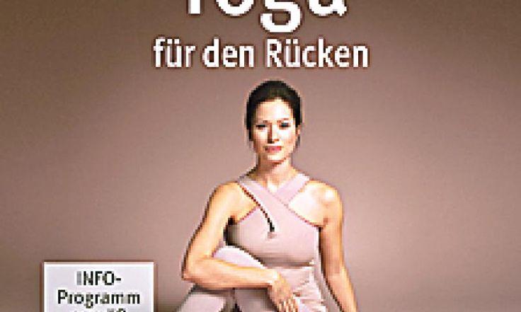 Nie wieder Kreuzweh: Die Zauberformel dafür heißt Yoga. Denn die asiatischen Übungen stärken und entspannen gleichermaßen. Und jeder kann sie ganz leicht lernen
