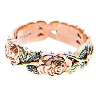 14K Gold Vintage Ring Of Roses | Leo Hamel Fine Jewelers | We Buy & Sell Jewelry, Watches, Gold, Silver, Engagement Rings, Vintage Engagement Store in San Diego!