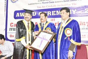 Civic activists are rarely recognised and this a big honour for Ashok Nagar resident and Citizens Guardians founder-chairman V Ravichandran, who was conferred an honorary doctorate for his social service. The award with the citation 'Honorary doctorate in social service with ...