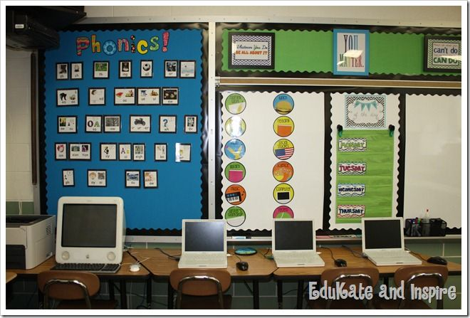 EduKate and Inspire: I'm baaaack!!!! {With a Peek Into My Classroom!}