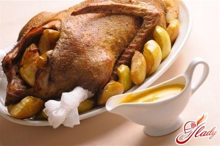 4 рецепта приготовления утки в рукаве