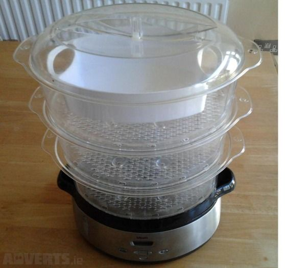Stainless Steel Steamer Electric | Electric Bifinett Stainless Steel Steamer
