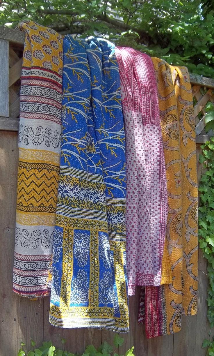 fair trade quilts