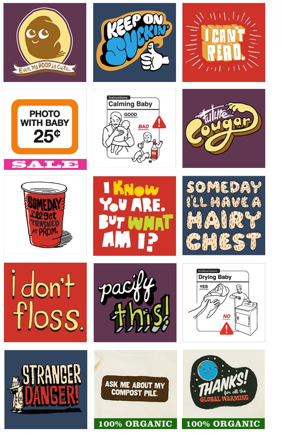 """I hate all of these. Not pictured: """"I still live with my parents."""""""