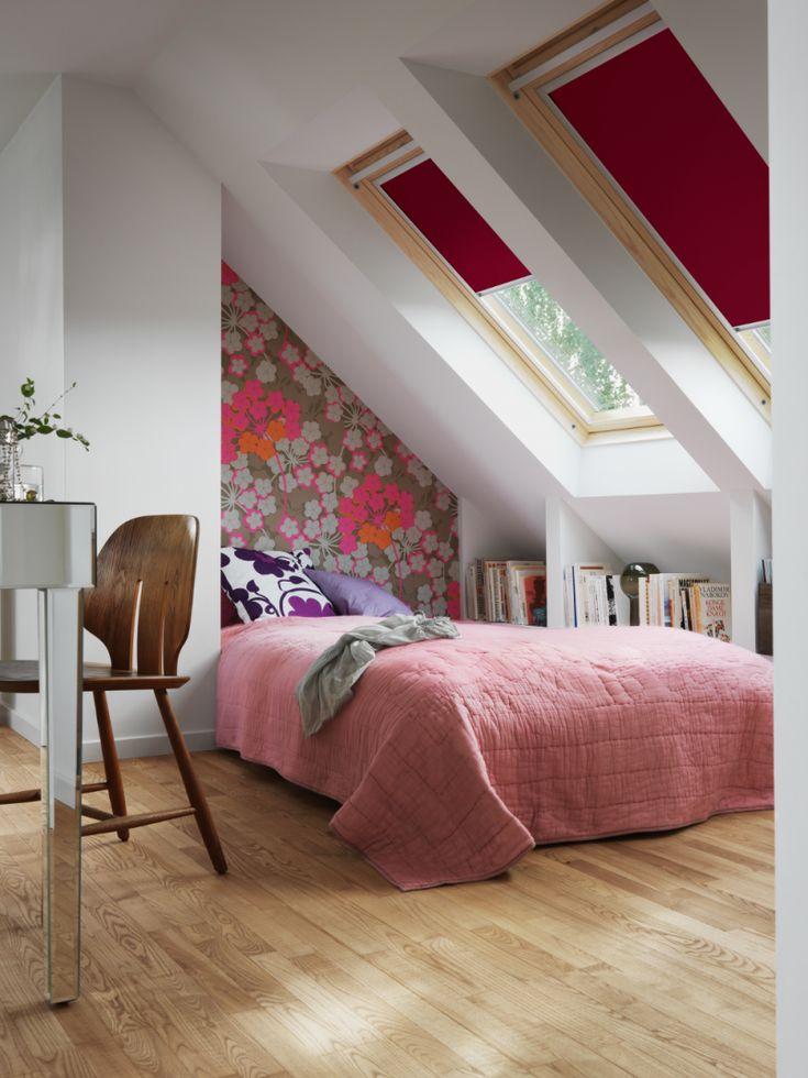 les 19 meilleures images propos de chambre avec velux sur pinterest chambres assaisonnement. Black Bedroom Furniture Sets. Home Design Ideas
