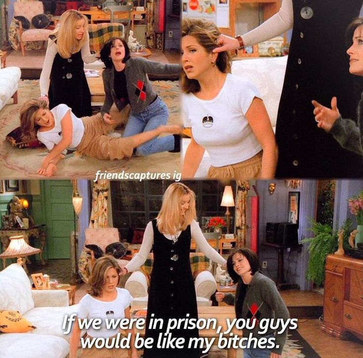 """""""Alright! Now I'm going to kick some ass!""""-Phoebe"""