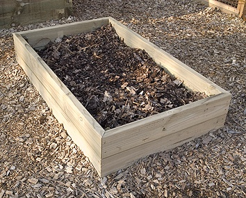 Planter Box Kit